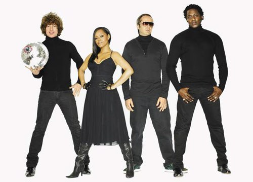 Brand new heavies sex god
