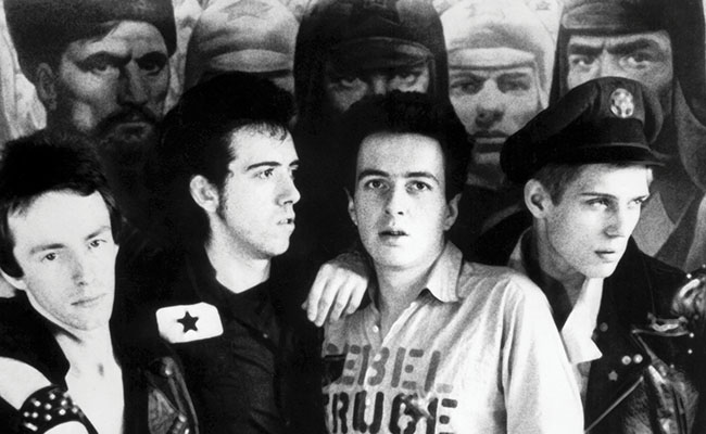The Clash on the Clash  Is a Smorgasbord of Contradictions