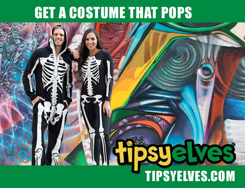 TIPSY ELVES Halloween Costumes
