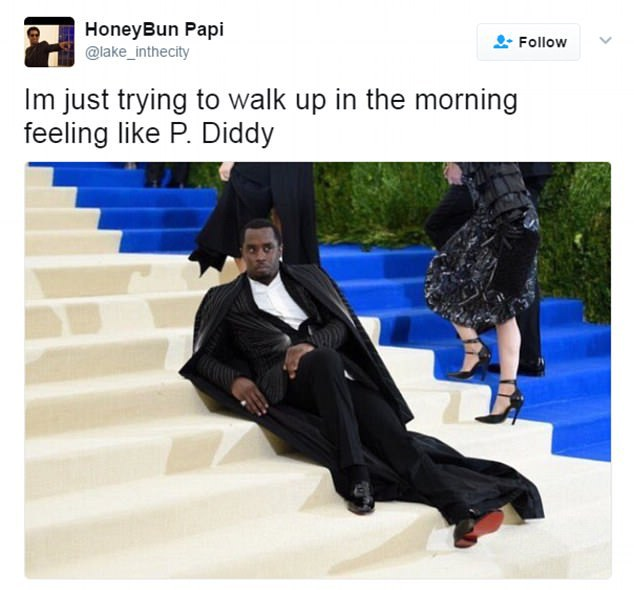 4 p diddy at met gala