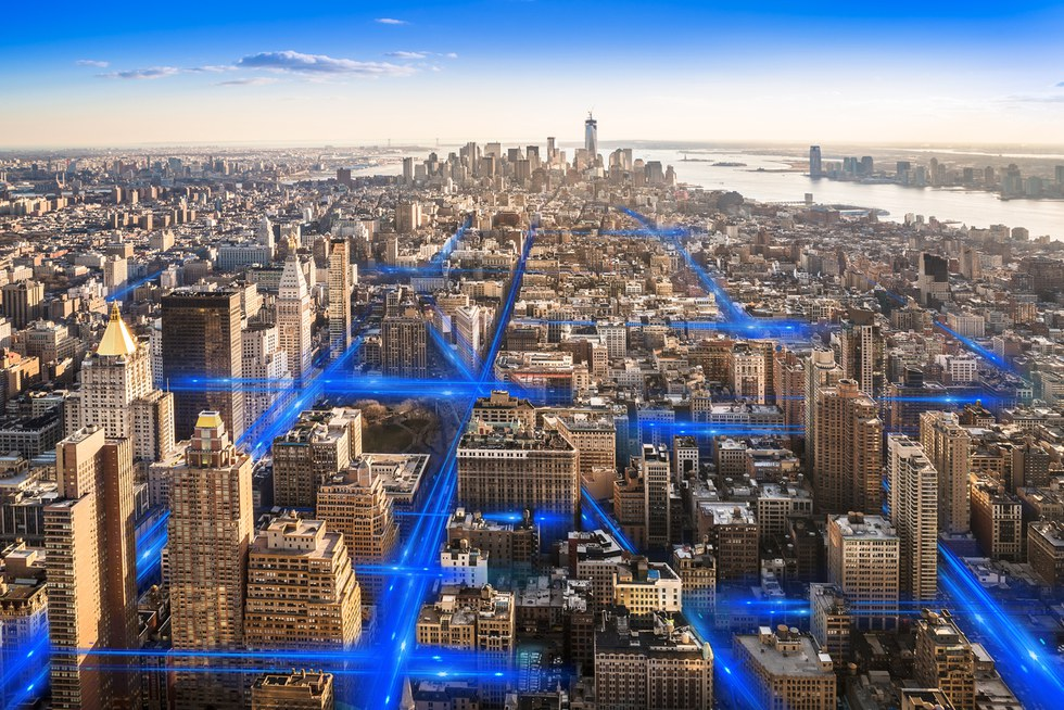 Self-Driving Cars Could Come to Manhattan