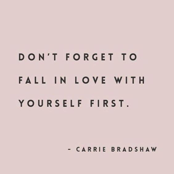 Its Time To Fall In Love With Yourself