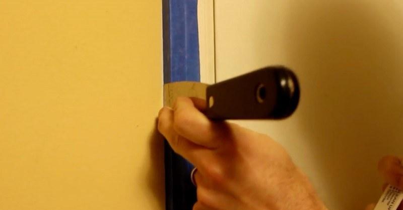 diese tricks sollte jeder beim malern kennen geniale kniffe. Black Bedroom Furniture Sets. Home Design Ideas