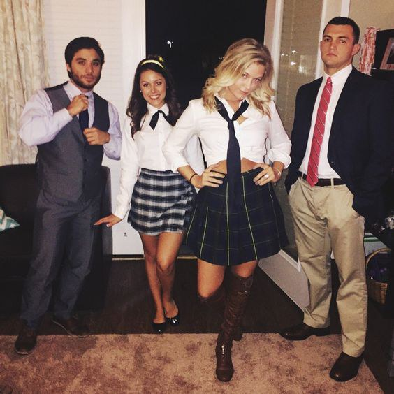 31 Halloween Costumes For Your Whole Squad