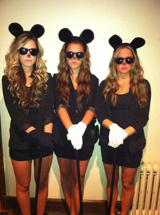 3 Blind Mice Halloween Costume