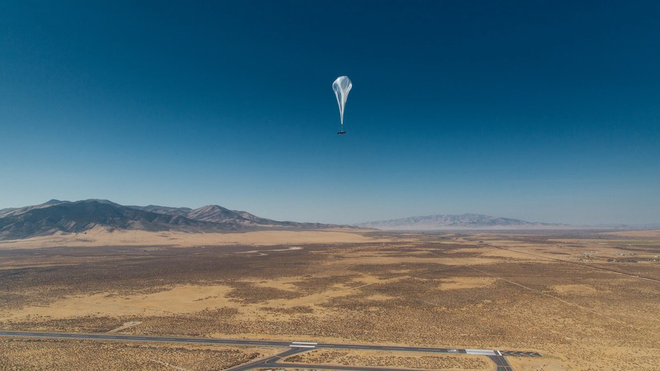 Cellular internet service in Puerto Rico now available via Project Loon