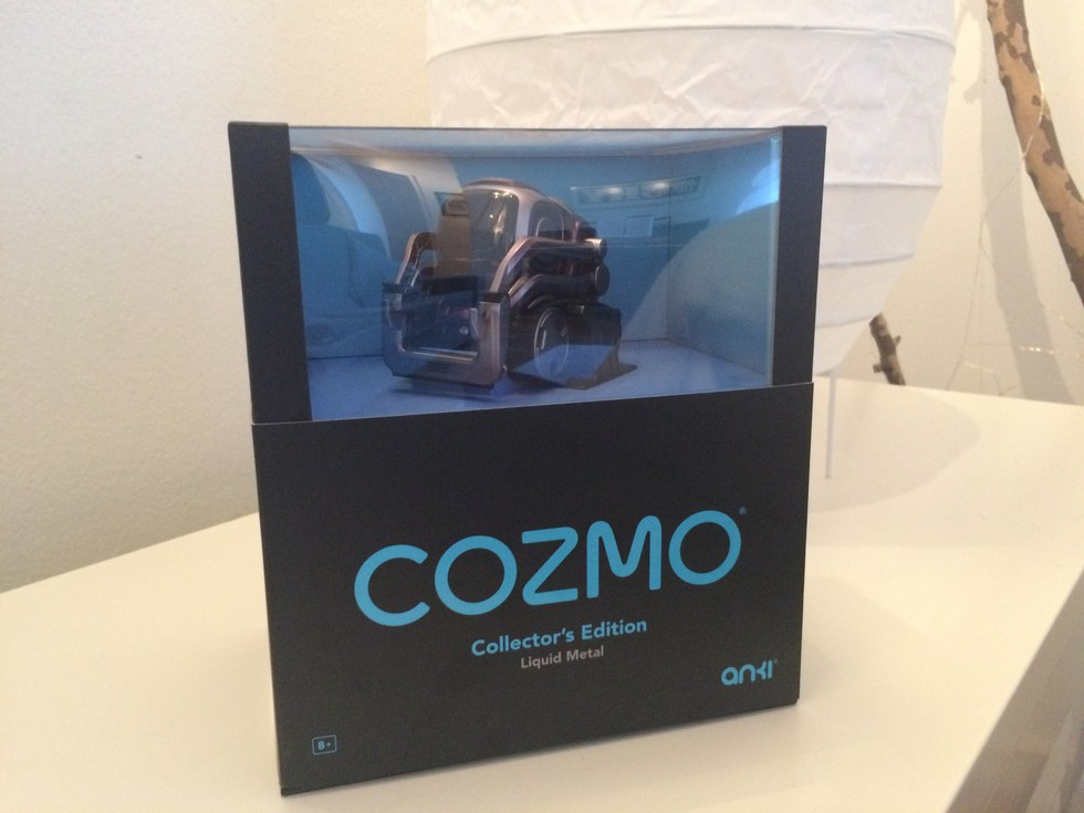 Anki Cozmo Robot Review Coding Toy For Kids