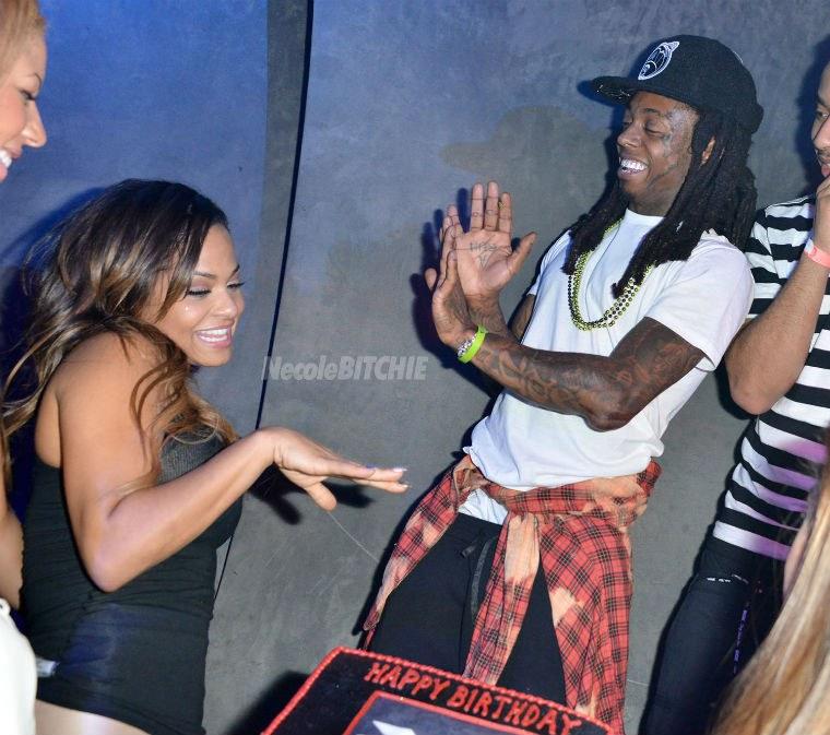 Christina Milian Wedding Ring: [Coupled Up] Lil Wayne & Christina Milian, Brandon