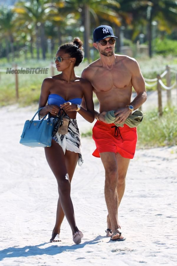 [Couples Out & About] Kim & Kanye, Queen Latifah ...