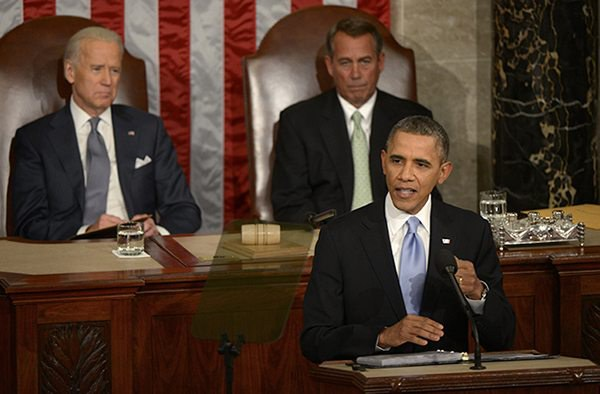 an analysis of president obamas 2014 state of the union address