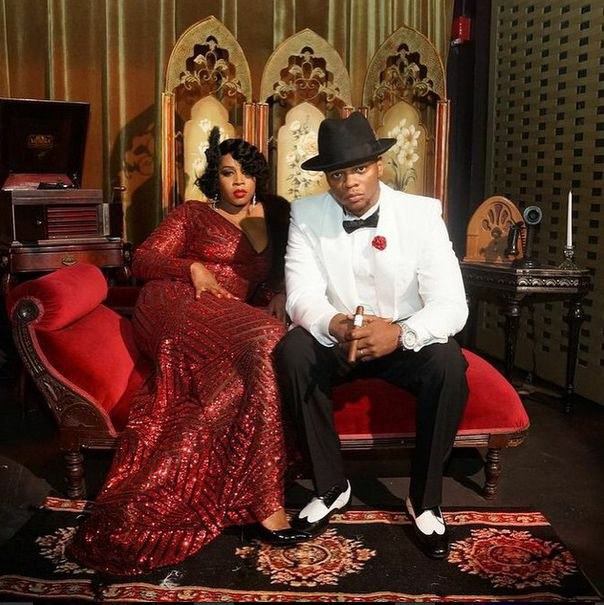 Remy Ma Throws Papoose A Surprise Harlem Nights Themed Birthday