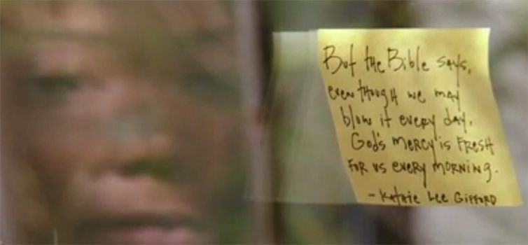 #BeingMaryJane: What Would Your Post-It Notes Say About