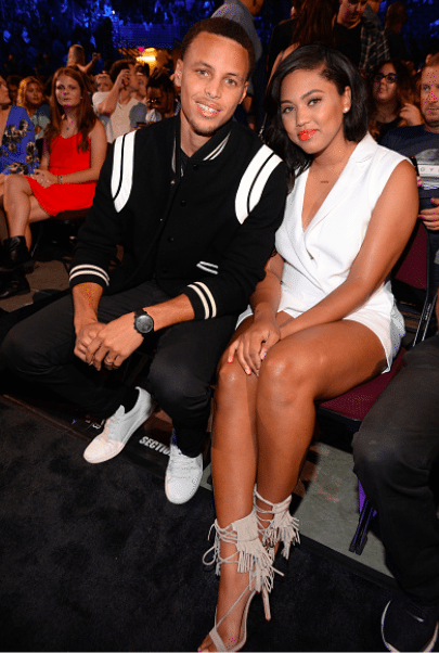Steph Curry Supports Wife Ayeshas Controversial Modesty Tweets