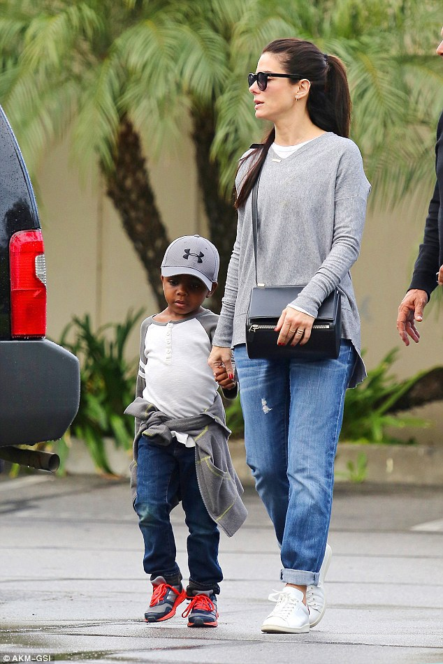 Why I Support Sandra Bullock's Decision to Adopt Another ...