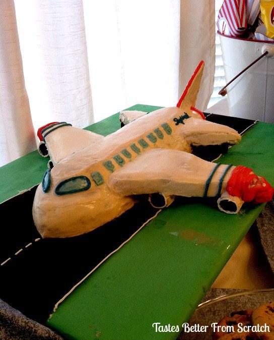 Airplane Birthday Cake Tutorial My Recipe Magic