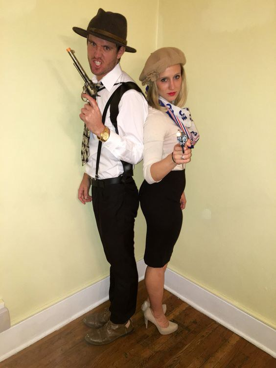 Conosciuto 15 Couple Costumes You And Bae Are Sure To Kill Halloween With UZ14