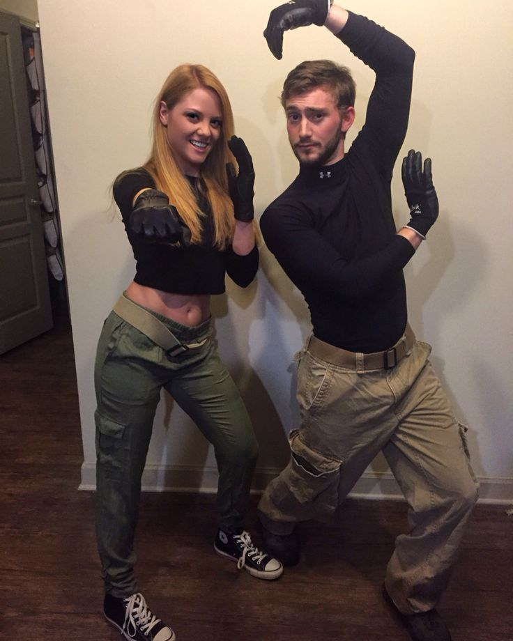 15 Dynamic Duo Costumes You Can Win Halloween With