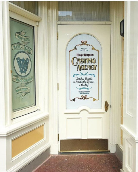 The Magic Kingdom Casting Agency Door & The 8 Most Instagrammable Spots To Take Photos In Walt Disney World pezcame.com