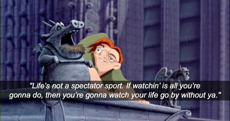 10 Disney Movie Quotes To Live By
