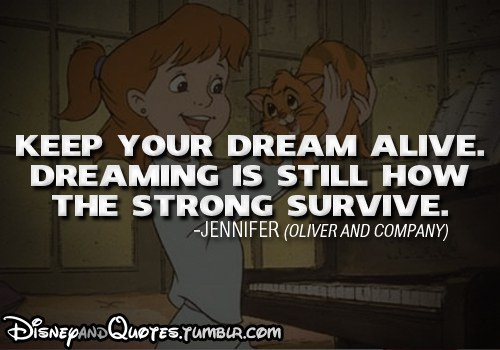 Dreams Will Push You To Your Limits Never Be Afraid Chase What Want