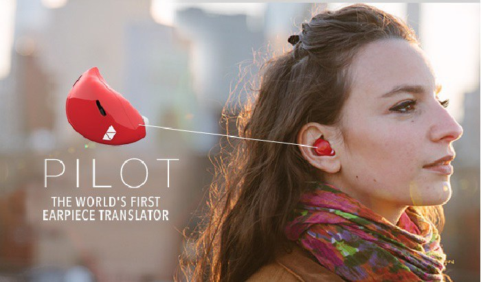 English To Italian Translator Google: Science Fiction Made Real: Pilot, The Smart Earpiece