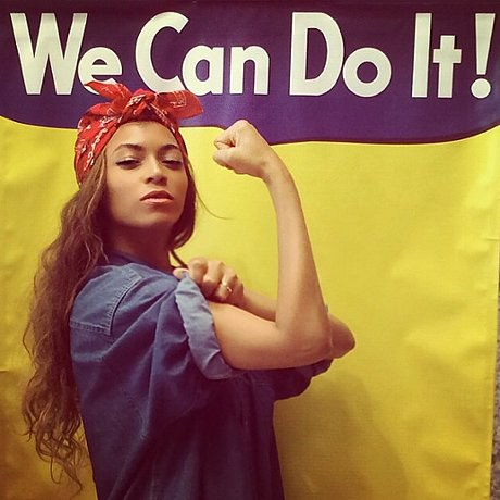 3. Rosie The Riveter  sc 1 st  Odyssey : halloween costume ideas for college  - Germanpascual.Com
