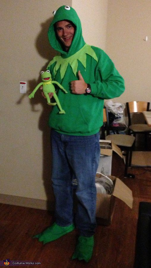 39. Kermit the Frog  sc 1 st  Odyssey & 75 Last-Minute College Halloween Costume Ideas