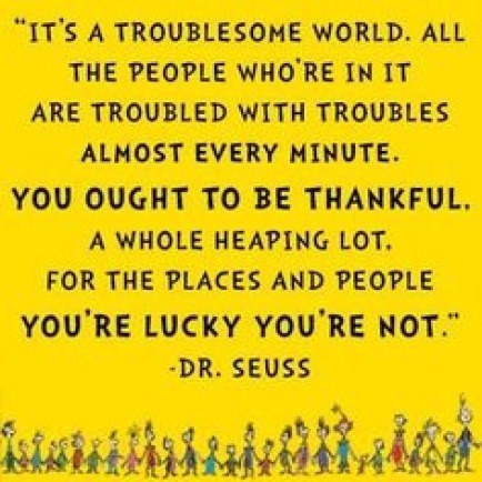 Wonderful 3 Dr. Seuss Quotes To Live By