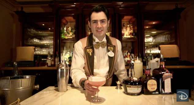 11 places to drink in disneys california adventure the bartenders here are absolute experts when it comes to cocktails even going as far as to customizing ice ccuart Images