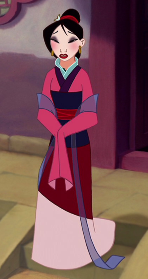 A Blue-Eyed Mulan: Whitewashing And Appropriation In ...
