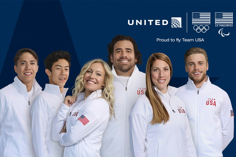 United Team USA Olympian and Paralympian athletes