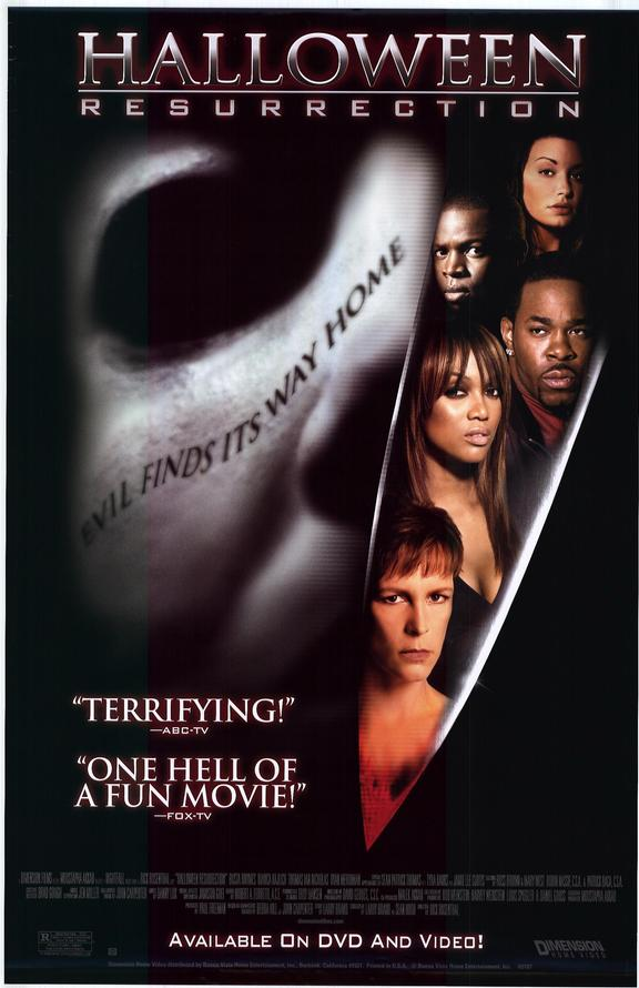 Ranking The Halloween Movie Series