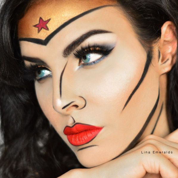 Top 10 Makeup Designs For Halloween