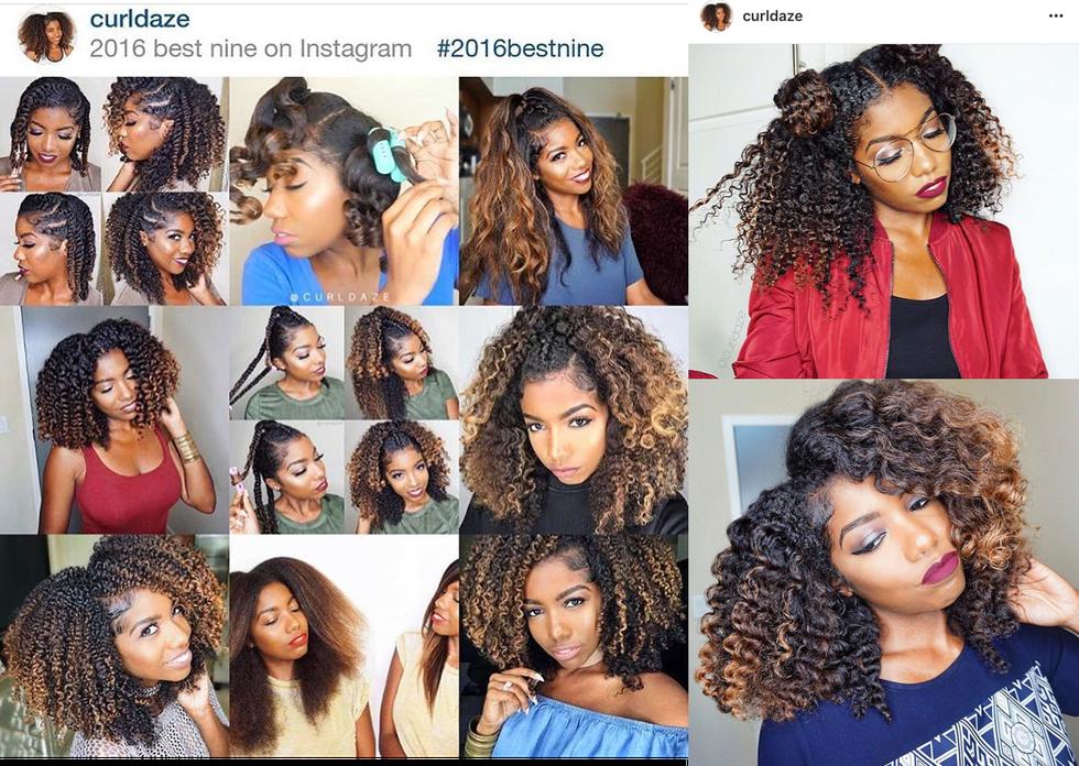 5 Divas Who Slay Their Natural Kinky Curly Hair