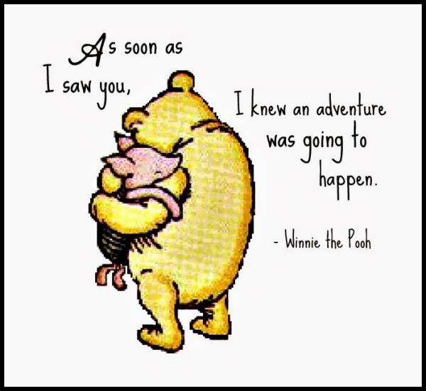 Pooh Quote About Saying Goodbye: 15 Winnie The Pooh Quotes That Will Make You Feel Good