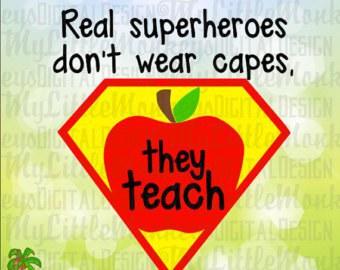 Image result for teacher super heroes