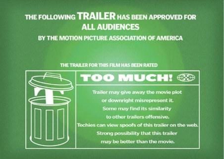 Film Trailers Hit A Peak In Between   When The Film Industry Saw A Surge Of Action Movies Back Then The Standard Length Of A Trailer Maxed Out At