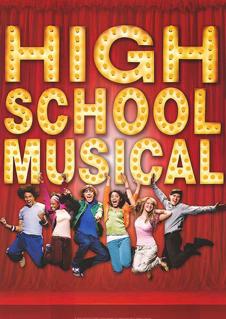 the high school musical genre