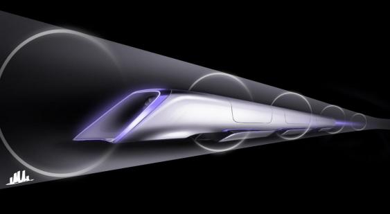 Що таке Hyperloop (гіперлуп)?