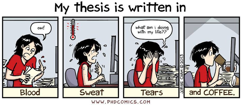 do my thesis