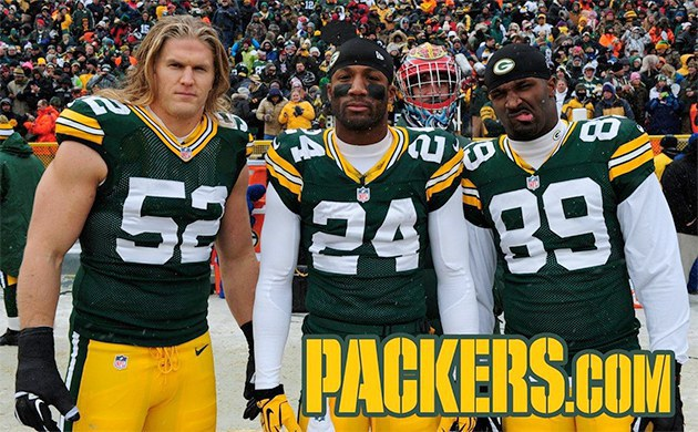 new style 407e4 1eb11 The Best Of Aaron Rodgers' Photobombs