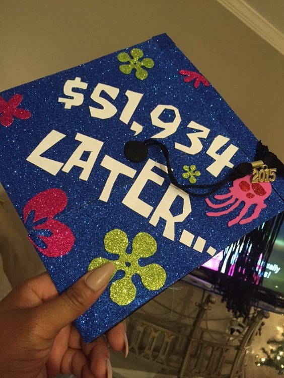 9 Ideas For How To Decorate Your Graduation Cap