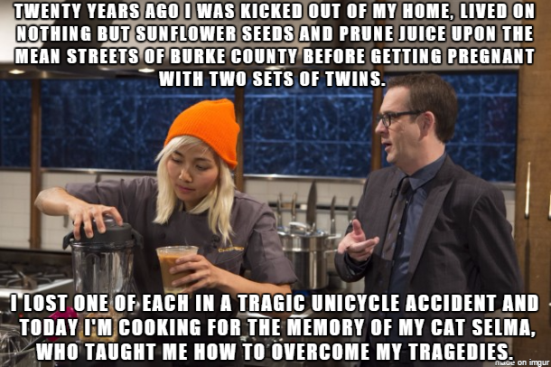 980x the 13 things that are guaranteed to be seen on an episode of chopped
