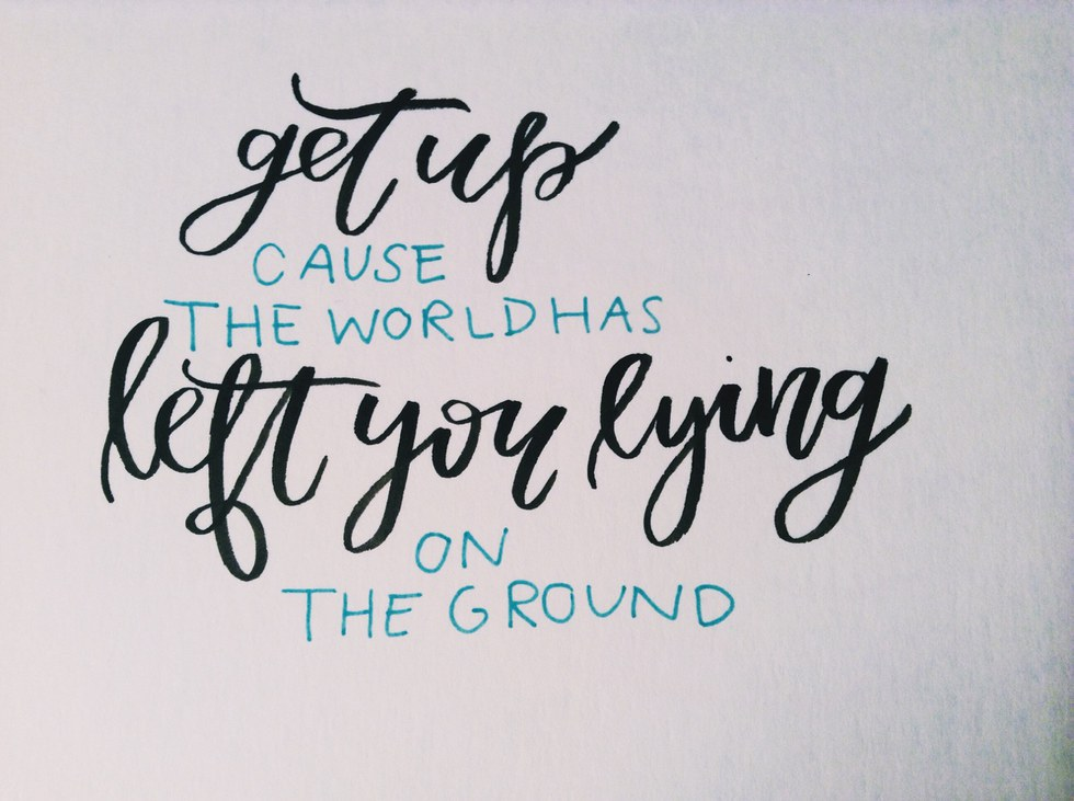 Lyric pick up the pieces lyrics : 21 Twenty One Pilots Lyrics For When You Need An Instagram Caption