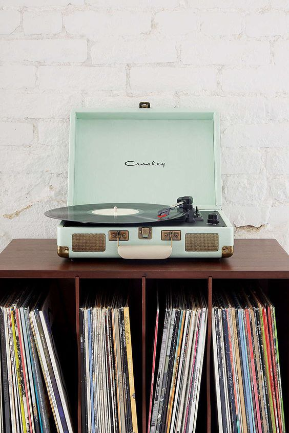 3 A Record Player