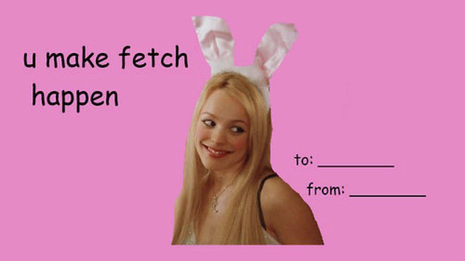 Parks And Rec Valentines Puns