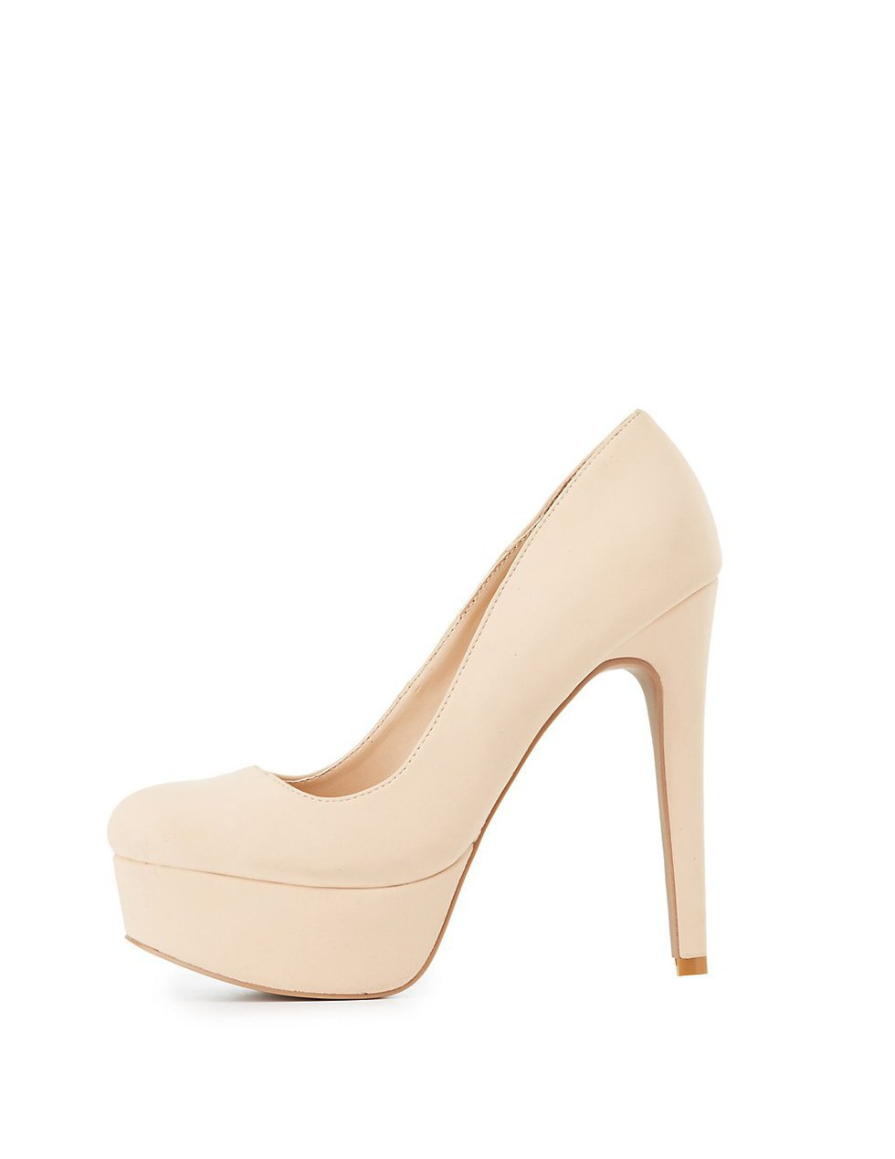 Heels Neutral Color For Women