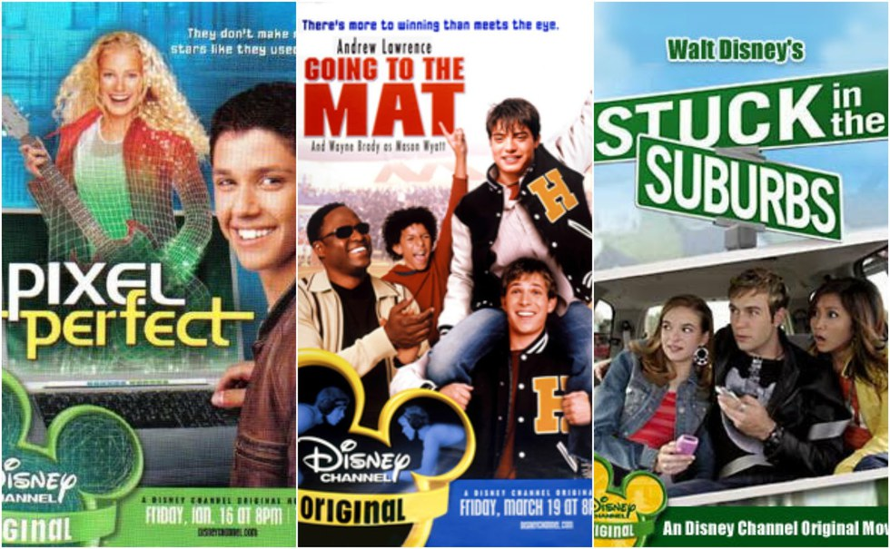 The Best Disney Channel Original Movies By Year Starting