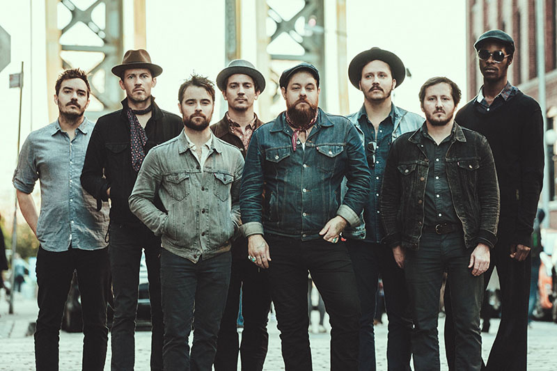 Nathaniel Rateliff & The Night Sweats Share Live Video
