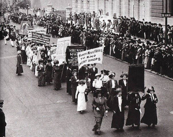 women s rights movement in the united The women's movement gained momentum during the 1890s and early 1900s during the world war i, the women's movement suffered a slump after hundreds of protest marches, petitions, demonstrations, the nineteenth amendment was passed by both houses of the congress.